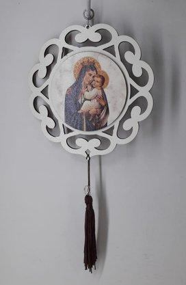 Mandala com Imagem Fotográfica - N. S. do Carmo -