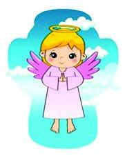 Nana-Neném - Anjo da Guarda - Oração no Verso (rosa) -