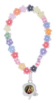 Novena Santa Terezinha Flor Color com Folheto -