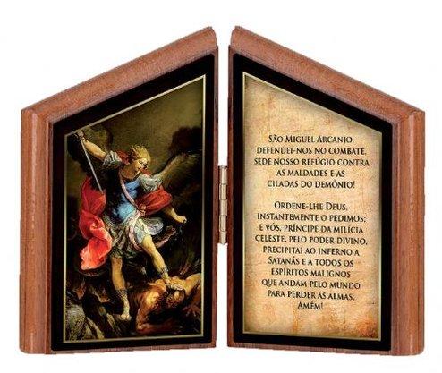 Oração de Mesa São Miguel -