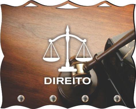Porta Chaves com Imagem Fotográfica - Direito -