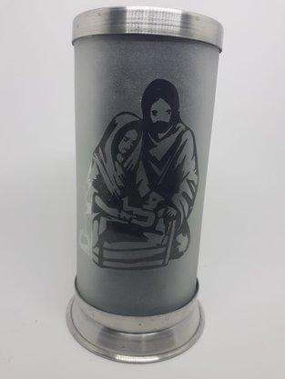 Porta Vela Fosco - Sagrada Família - Vazado -