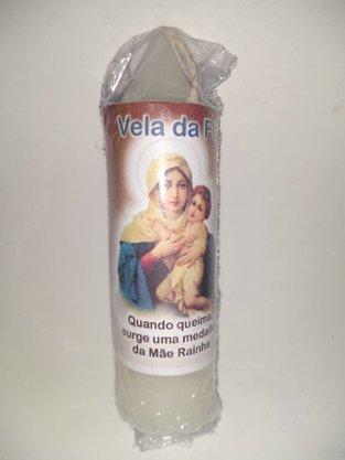Vela da Fé - Mãe Rainha -