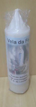Vela da Fé - N. S. de Lourdes -