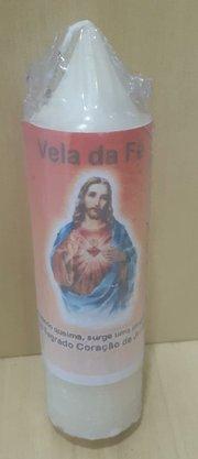 Vela da Fé - Sagrado Coração de Jesus -