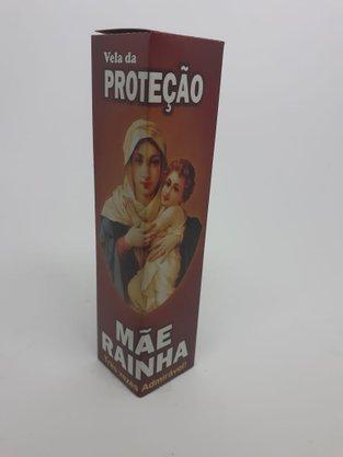 Vela da Proteção - Mãe Rainha -