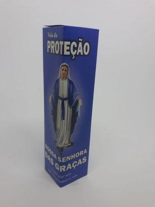 Vela da Proteção - Nossa Senhora das Graças -