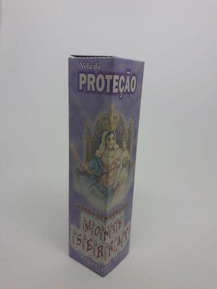 Vela da Proteção - Nossa Senhora do Monte Serrat -