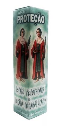 Vela da Proteção - São Cosme e São Damião -