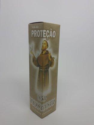 Vela da Proteção - São Francisco de Assis -