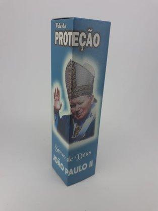 Vela da Proteção - São João Paulo II -