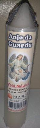 Vela Mágica - Anjo da Guarda -