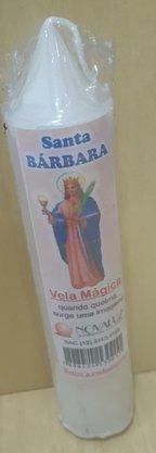 Vela Mágica - Santa Bárbara -