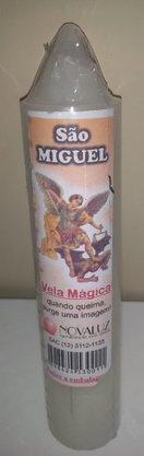 Vela Mágica - São Miguel Arcanjo -