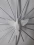 Divino Espírito Santo Metal 32 cm -