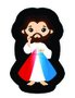 Nana-Neném - Jesus Misericordioso -