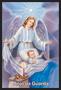 Porta Vela  com Imagem Colorida - Anjo da Guarda -