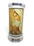 Porta Vela  com Imagem Colorida - Maria Passa na Frente -