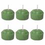 Velas Lamparinas Cartelas com 5 velas -